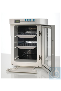Heratherm™ Compact Microbiological Incubators EU standard, UK and Australia cable/plug Each...