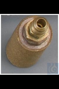 LN2 Phase Separator LN2 phase separator, 1.3 x 3 in. (3.3 x 7.6cm) - LN2 Phase Separator Use...