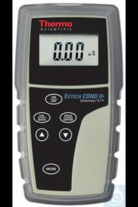 2Artikel ähnlich wie: Eutech COND 6+ Handmessgeräte COND 6+ Meter with Kit, GripClip, Carrying...