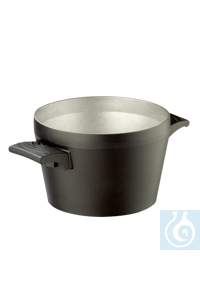 4-l Heating bath for oil Magnetic stirrers Max. temperature: 250 °C