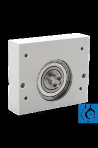Adaptor for multichannel pump heads