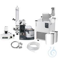 Distimatic Workstation 24/7 (EU-plug) Complete package with vacuum pump, chiller additional...