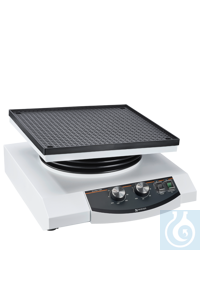Duomax 1030 5° (EU-Plug) Platform Shakerrocking The incubating model   	The Duomax 1030 is a...