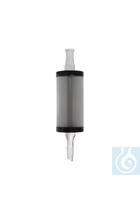 Findenser™ Mini NS19 Cone, NS19 Socket Air instead of water.  The Findenser™ is a high...