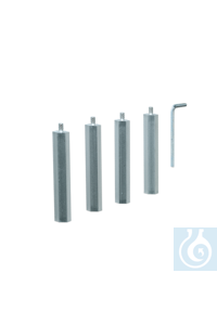 Adaptor for 500 ml bottles (Set of 4) (Set of 4) Allows for the use of four...