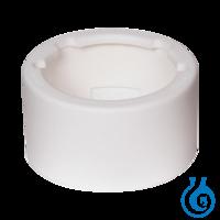 PTFE Abdeckung für Heat-On 1 Liter Aufsatz Zubehör Magnetrührer Sicherheitsabdeckung aus PTFE
