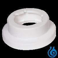 PTFE Abdeckung für Heat-On 200-300 ml Aufsatz Zubehör Magnetrührer Sicherheitsabdeckung aus PTFE
