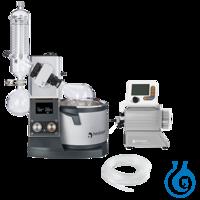 Hei-VAP Advanced Evaporation (EU-plug)   Hei-VAP Core with motor lift and vertical glassware set...