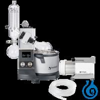 Hei-VAP Basic (EU-plug)   Hei-VAP Core with hand lift and vertical glassware set G3  Vacuum pump...