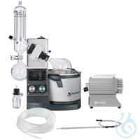 Hei-VAP Automatic Evaporation plus (CH-plug)   Hei-VAP Expert Control with motor lift and coated...