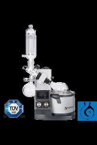 Hei-VAP Expert - motor lift with G6 vertical glassware (UK-Plug) Precise...