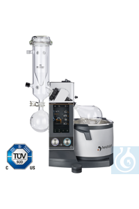 Hei-VAP Ultimate Control - hand lift with G5 dry ice condenser (UK-Plug) Adds...
