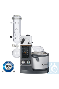Hei-VAP Ultimate Control - motor lift with G5 dry ice condenser (UK-Plug)...