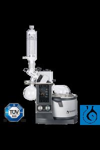 Hei-VAP Ultimate Control - motor lift with G6 vertical glassware (UK-Plug)...