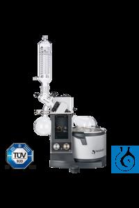 Hei-VAP Ultimate - hand lift with G6 vertical glassware (UK-Plug) Precise...