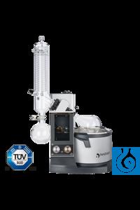 Hei-VAP Ultimate - motor lift with G3 XLvertical glassware (UK-Plug) Precise...