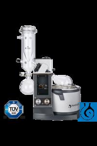 Hei-VAP Ultimate - motor lift with G5 dry ice condenser (EU-Plug) Precise...