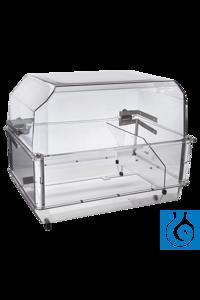 Incubator hood - high XL for Incubator 1000 for Platform Shaker For 2,000-ml...