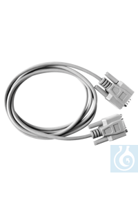 RS 232 cable (9-pole) For Hei-Connect and Hei-TORQUE Precision models