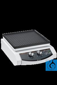Rotamax 120 (UK-Plug) Plattformschüttlerrotierend Schudtoestel roterend Rotamax 120 UK