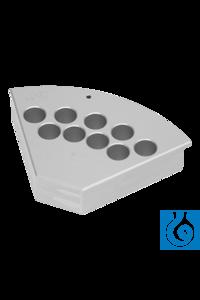 4Artikelen als: StarFish PolyBlock voor 9 x 16 mm reactievaten StarFish PolyBlock voor 9 x 16...