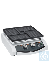 Titramax 100 (CH) Platform Shaker vibrating The compact model Are you working with heat sensitive...