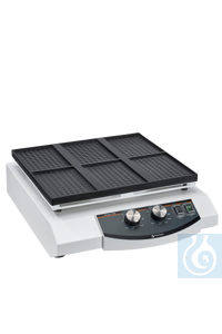 Titramax 1000 (UK) Platform Shaker vibrating The incubating model Are you working with heat...