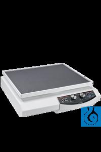 Unimax 2010 Unimax 2010  Platform schudder roterend  • Met een roterende schudfrequentie van 20...