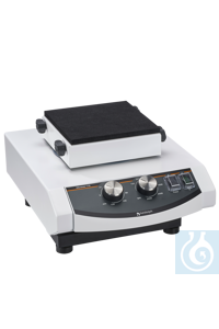 Vibramax 110 (EU-Plug) Platform Shaker vibrating The efficient model   	Ideal for the optional...