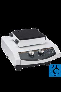 Vibramax 110 Vibramax 110  Platform schudder: roterend - vibrerend  • Ideaal voor de optionele...