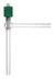 Hochvakuum-Eckventil, 0 - 6 mm, mit PTFE-Spindel Hochvakuum-Eckventil, mit Feingewinde,...