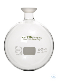 5artículos como: Collecting flask, 100 ml, round, spherical socket size 35, coated Collecting...