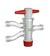 Zweiwegehahn (Patenthahn) PTFE, NS 18,8/4 mm, mit Gewinde GL14 Zweiwegehahn (Patenthahn) PTFE, NS...