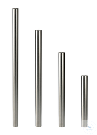 round tube, stainless steel, Ø 25,0 x 2,0 mm, cutted in pieces round tube, stainless steel 18/8,...