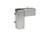L - fitting, stainless steel, left version L - fitting, stainless steel 18/8, left version