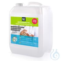 5 L Desinfektionsmittel für Hände und Flächen, anwendungsfertig In...