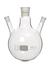 3-Halskolben 1000 ml, MH NS 29/32 2x SH NS 14,5/23 (schräg 20°) Dreihalsrundkolben, 1000 ml,...