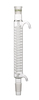 Graham condenser, cone NS 14,5/23 and socket NS 14,5/23, length 160 mm Graham condenser, cone NS...