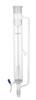 Extraktor 500 ml, für spezifisch leichte Flüssigkeiten, Hülse NS 60/46, Kern NS 29/32, komplett...