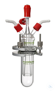Micro vacuum sublimate apparatus, complete, sublimate quantity 1-2 g Micro...