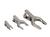 Kugelschliff-Klemme für KS 65, aus 18/8-Stahl, mit Feststellschraube Kugelschliff-Klemme für KS...