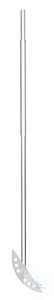 CPG-stirrer shaft, CPG-part Ø 10 mm, l=310 mm, with PTFE-sickle blade CPG-stirrer shaft, CPG-part...