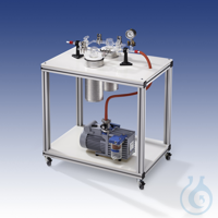 Chemistry Pump device CP1 with manometer Chemistry Pump device CP1 with...