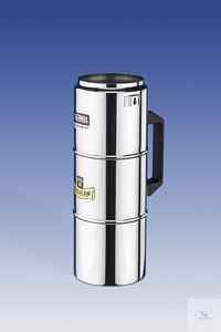 6Articles like: Dewar flask,stainless steel,side grip GSS 500  Dewar flask,stainless...