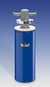 Edelstahlkühlfalle KF54V mit Dewargefäß aus Borosilikatglas 3.3...