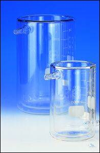 Tempering beaker made of glass T 250  Tempering beaker made of glass T 250