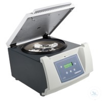 Centrifuge for the concentration of biological samples on a surface, Orto Alresa