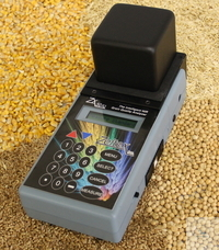 The Portable Whole Grain Analyzer ZX-50 IQ, Zeltex