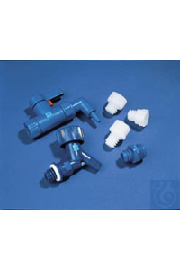 4Articles like: Stopcock, HDPE, blue, f. 5-60 l carboys Stopcock, HDPE, blue, f. 5-60 l carboys