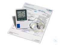 Digitales Min-/Max-Alarm Thermometer Typ 13030, -50...+70°C, 75x124x19mm,...